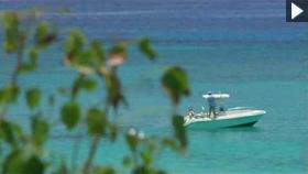 "Crescent Moon Pictures ""Ritz Carlton. Abaco, Bahamas"""