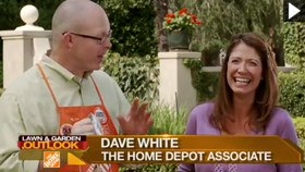 "The Home Depot ""Fall Clean-Up"""