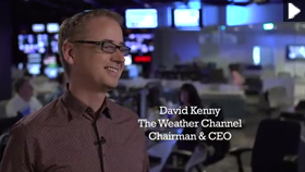 "The Weather Channel ""CEO David Kenny Introduction"""
