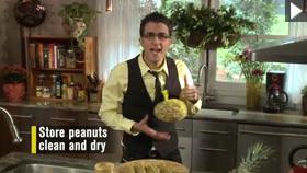 """Seasoned with Weather """"Peanut"""""""